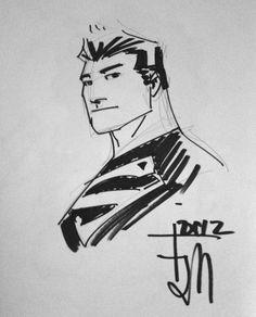 Superboy Conner Kent Krypto Francis Manapul DC Comics Teen Titans Young Justice Superman super hero