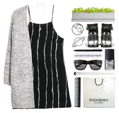 """Cool"" by starit ❤ liked on Polyvore featuring MANGO, Vince Camuto, GHD, Yves Saint Laurent, Liz Earle, Vero Moda, NARS Cosmetics, IDEA International and Isabel Marant"