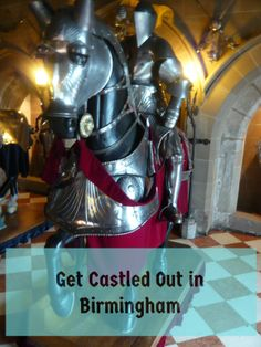 Get Castled out in Birmingham, UK - dozens of castles to visit! #swoon