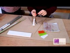 Tutorial... Bending Glass Stringers - YouTube