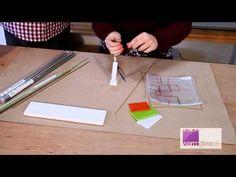 Tutorial... Bending Glass Stringers - YouTube