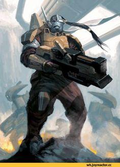 tau empire,warhammer 40000,фэндомы,DarkStrider