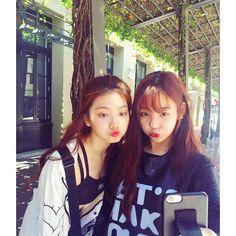after school kaeun y raina