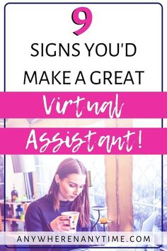 A Virtual assistant business or job is one of the easiest to get started. Customer service and email management are two important and easy to learn skills to make extra cash part time as a side hustle or as a full time online career. And that's just for beginners with no experience. Find out if you have the chops to become a virtual assistant. Work From Home Business, Work From Home Moms, Business Tips, Online Business, Make Money Online, How To Make Money, How To Become, Working Mom Tips, Time Management Skills