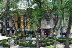 La Condesa, Mexico City