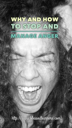 Being angry is a way to express our feeling to others. Everyone has feeling and it isn't wrong to express our feeling rather as long as we can manage anger.