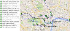 plan-3-jours-londres Rome Florence, Regent Street, London Travel, British Museum, Camden, Bff, Oxford, How To Plan, World