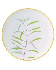 H9VCQ Bernardaud Jardin Indien Salad Plate