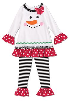 Another great item from CWDkids Christmas Clothing, Christmas Sweaters, Christmas 2016, Kids Christmas, Little People, Little Girls, Toddler Girl Christmas Outfits, Applique Dress, Dress Set