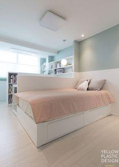 Room Interior, Interior And Exterior, Interior Design, Black Window Frames, Home Studio, Teen Bedroom, Minimal Design, Small Apartments, Mattress