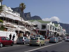 On Honeymoon in Camps Bay in Cape Town What A Wonderful World, Wonderful Places, Camps Bay Cape Town, Places Ive Been, Places To Go, Cape Town South Africa, Most Beautiful Cities, African Safari, Where To Go