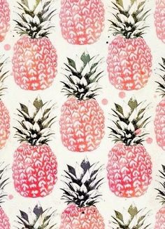 pattern.pink.pineapples.