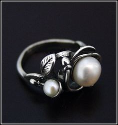 Pearl Ring - High Quality