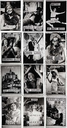 Patricia Tavenner (1935-2013) - International Union of Mail-Artists