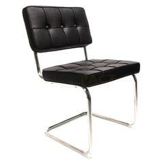 Bauhaus stoel zwart - Kare Design - Bauhaus Design Group