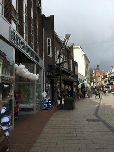 #Enschede #Haverstraatpassage  is klaar voor @thepassion #Thepassion