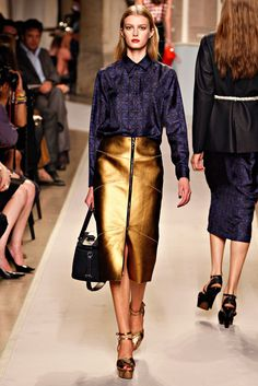 Loewe Spring 2012 Ready-to-Wear Collection Photos - Vogue