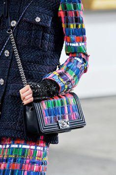 #Chanel s/s rtw 2014 - #Handbags