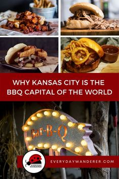 These are the best Kansas City BBQ restaurants. Enjoy ribs and brisket rubbed with Kansas City BBQ rub, Kansas City style burnt ends, barbecued turkey, and pulled pork slathered with Kansas City BBQ sauce when you visit Kansas City. Don't miss these barbecue restaurants during your Kansas City vacation or your Kansas City trip. And while you're here, be sure to cheer on the Kansas City Chiefs! #kc #kansascity #kansas #missouri #us #usa #ustravel