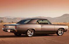 67 Chevelle ...my dream car