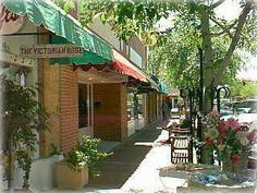 discover the treasures of historic downtown Glendale, Az. antiques district