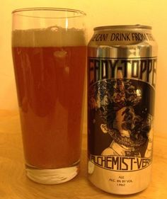 Coaster Critique: Heady Topper