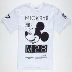 NEFF Disney Collection Mickey M28 Mens T-Shirt