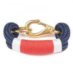 The Ropes Kennebunkport rope bracelet