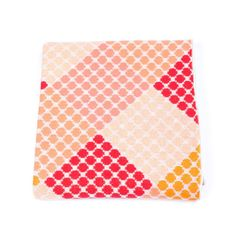 Indus Design Picnic Sunset Print Baby Blanket