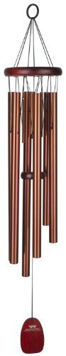 Woodstock Pachelbel Canon Windchime, Bronze, 32-1/2-Inch Long, 2015 Amazon Top Rated Chimes #Lawn&Patio