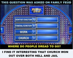 What Do You Do At The Kitchen Table Family Fued