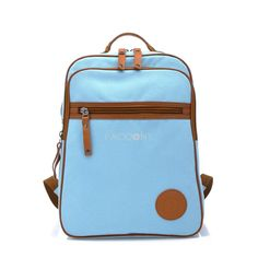 http://www.paccony.com/product/BBAO-Stylish-Recreation-Canvas-Backpacks-with-Leather-23675.html BBAO - Stylish Recreation Canvas Backpacks with Leather