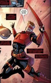 Roy Harper screenshots, images and pictures - Comic Vine Batman 2, Spiderman, Arsenal Dc, Arrow Roy Harper, Jason Todd Robin, Superhero Design, Red Arrow, Red Hood, Detective Comics