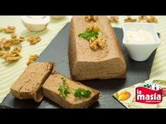 #Pastel de champiñones y nueces #SinGluten. Consulta la #receta completa en nuestro blog.