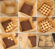 Batik cake or hedgehog slice how-to