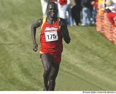 Guor Marial: Marathon Runner Flees Sudan, Heads to London Olympics  -- He is an athlete without a country and will  compete under the Olympic flag. He family will walk 50km to the nearest TV to watch him run.