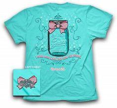 """A-Mason Grace"" Kerusso Cherished Girl Adult Light Blue T-Shirt – Sharing Our Faith"