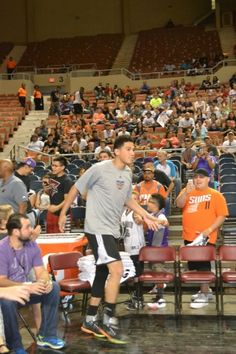 Suns Scrimmage at Madhouse On Mcdowell..Suns rookie Devin Booker takes the  court. 0a41df2c0