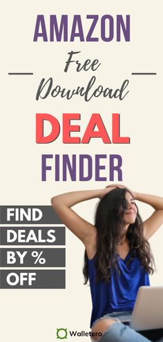 Our Amazon discount finder gets you the best Amazon deals quickly. Just click and find the savings you're looking for. #savemoney #Amazonsavings #shopping #onlineshopping #amazon #discounts #finder #frugalliving #deals