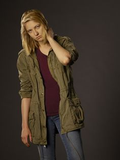 Caitlin Gerard as Aubry Taylor on American Crime