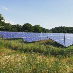 www.photovoltaik.one  Solarpark in Mecklenburg-Vorpommern... #solaranlage #solar #photovoltaik #photovoltaic #energie #erneuerbareenergie #sun #sunenergy #photovoltaikspeicher #photovoltaics #photovoltaicssystem #solaranlage #photovoltaikanlage