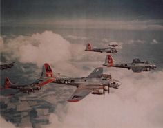 B-17's Fortresses of the 381st Bomb Group