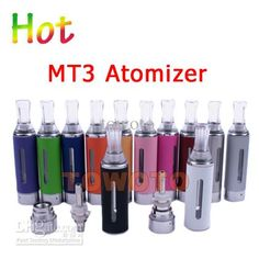 Wholesale E Cigarette - Buy MT3 Atomizer Clearomizer Electronic Cigarette EGo E-Cig E-Kit E-Cigarettes EVod BCC MT3 Cartomizer Detachable Clearomizer TOWOTO, $2.2 | DHgate