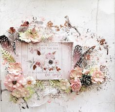 Sassy Scrapper: Mixed Media Art with Kylie