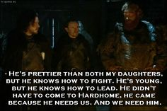 TV Quotes: Game of Thrones - Quote - He's prettier than both my daughters
