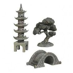 Asian Inspired | Teelies Fairy Garden Store