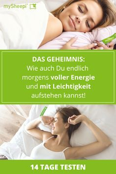 Geheimnis: Tue dies, um morgens voller Energie & Leichtigkeit in den Tag zu starten! Verbessere deine Gesundheit, dein Wohlbefinden sowie Schlaf mit diesem ultimativen Tipp! Erfahre jetzt mehr und sichere dir unser kostenloses Angebot! #Energie #schlafen #gesunderschlaf #morgenroutine #gutenmorgen #mysheepi Health And Wellness, Neck Pain, Free Quotes, Healthy Sleep