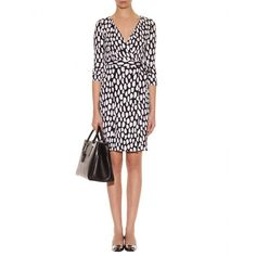 Diane von furstenberg wickelkleid new julian two