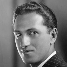 George Gershwin ~ Born on September 26, 1898, in Brooklyn, New York, George Gershwin dropped out of school and began playing piano professionally at age 15. Within a few years, he was one of the most sought after musicians in America. A composer of jazz, opera and popular songs for stage and screen, many of his works are now standards. Gershwin died immediately following brain surgery on July 11, 1937, at the age 38.