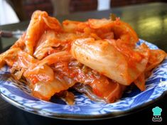 Freaked out by making fermented foods? Take a cue—and an easy recipe—from Korean Food Made Simple host chef Judy Joo for healthy, spicy kimchi. Ramen, Asian Recipes, Healthy Recipes, Healthy Food, Summer Tomato, Fermented Foods, Fermented Cabbage, Korean Food, Vietnamese Food